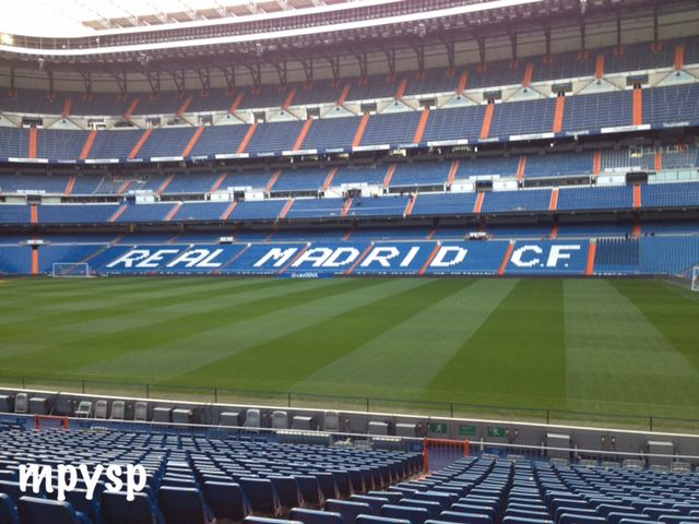 Campo Real Madrid