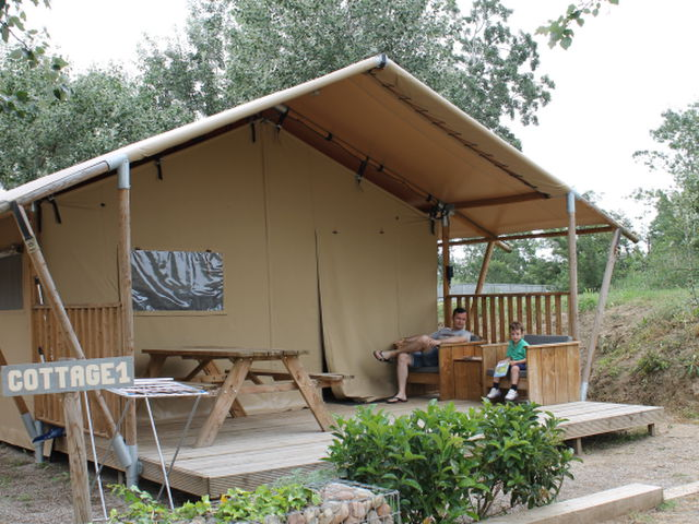 Cottage en CAMPING RIU