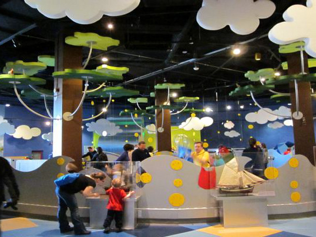 KidSpark Science Center