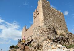 Ruta de senderismo con niños al castillo de Gaibiel