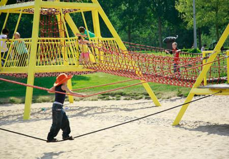 Amstelpark Amsterdam con niños